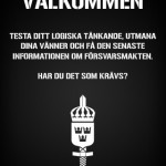 Försvarsmaktens iPhone-app